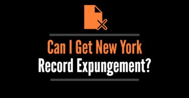 Can I Get New York Record Expungement?